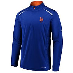 Men's Majestic New York Mets Pullover