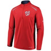 Men's Majestic Washington Nationals Pullover