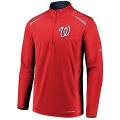 Men's Majestic Washington Nationals Pullover