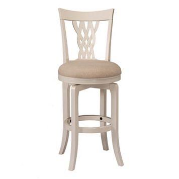 Hillsdale Furniture Regency Swivel Bar Stool