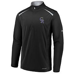 Men's Majestic Colorado Rockies Pullover