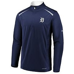 Men's Majestic Detroit Tigers Pullover
