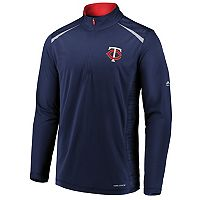 Men's Majestic Minnesota Twins Pullover