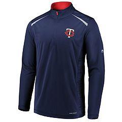 Men's Majestic Minnesota Twins Pullover