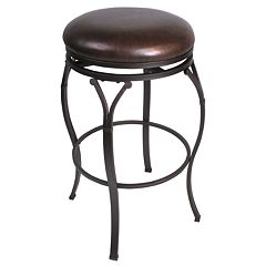 Lakeland Swivel Counter Stool