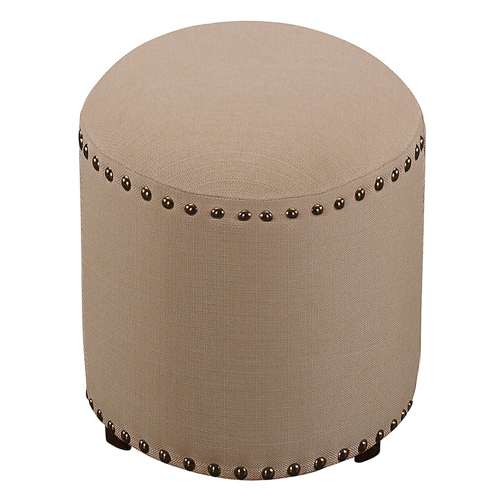 Hillsdale Furniture Cleo Backless Vanity Stool
