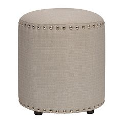 Hillsdale Furniture Cleo Backless Vanity Stool
