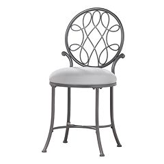 Hillsdale Furniture Stacey Vanity Stool
