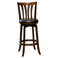 Aurora Swivel Bar Stool