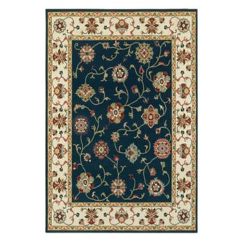StyleHaven Keswick Countess Framed Floral Rug