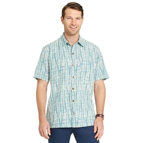 c90e56c8b4d Men s Van Heusen Air Classic-Fit Patterned Button-Down Shirt