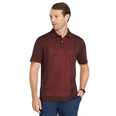 Men's Van Heusen Air Melange Classic-Fit Polo