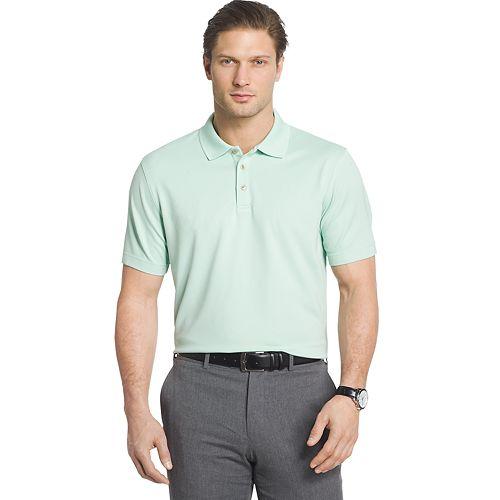 Men's Van Heusen Air Ottoman Slim-Fit Polo