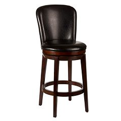 Frankfort Swivel Bar Stool