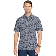 Men's Van Heusen Classic-Fit Air Self-Collar Performance Polo