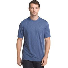 Men's Van Heusen Classic-Fit Air Mock-Layer Performance Tee