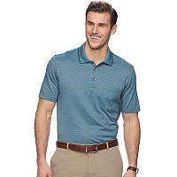 Men's Van Heusen Flex Slim-Fit Jacquard Striped Polo