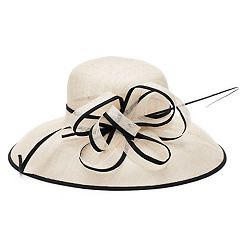 Women's Bow & Quill Downbrim Hat