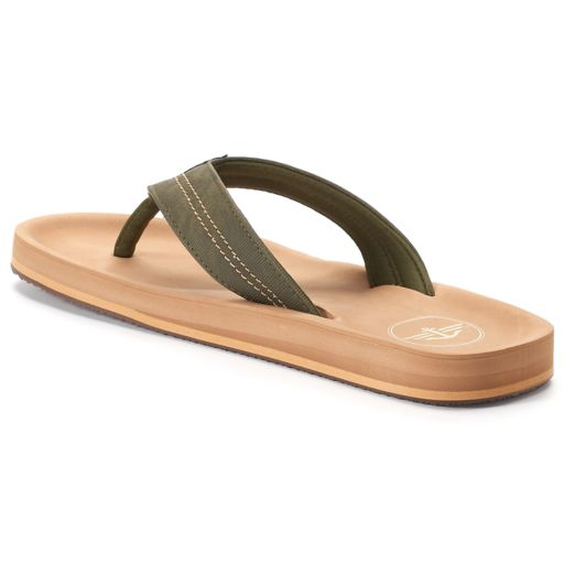 Men's Dockers Molded Footbed Flip-Flop Sandals