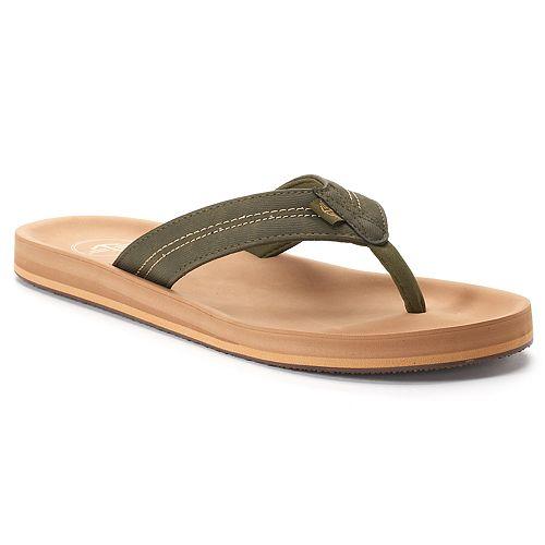Men's Dockers Molded Footbed Flip-Flop Sandals
