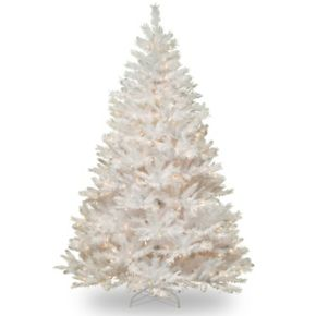 National Tree Company 7.5-ft. Pre-Lit Winchester White Pine Artificial Christmas Tree