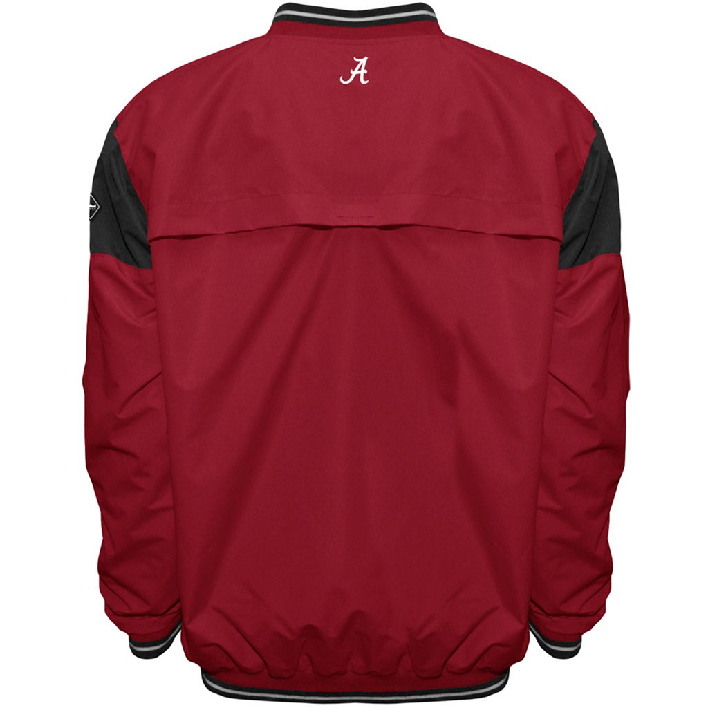 Men's Alabama Crimson Tide Rush Windshell Top