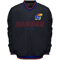 Men's Kansas Jayhawks Rush Windshell Top