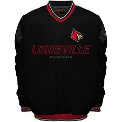 Men's Louisville Cardinals Rush Windshell Top