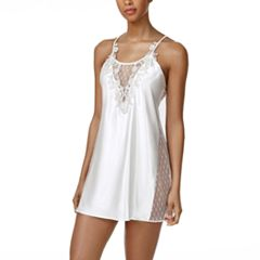 Women's Flora by Flora Nikrooz Short Charmeuse Satin Chemise