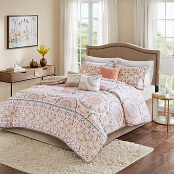 Madison Park Timur 7-piece Comforter Set