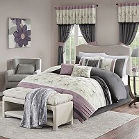 Madison Park Sutton 7 pc Comforter Set