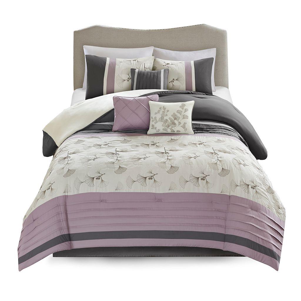 Madison Park Sutton 7-piece Comforter Set