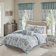 New Madison Park Lyla 7 Piece Comforter Set