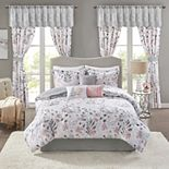 Madison Park Lyla 7-piece Comforter and Sham Set
