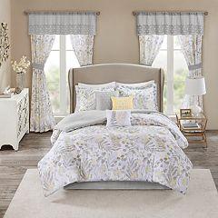 NEW! Madison Park Lyla 7-piece Comforter Set