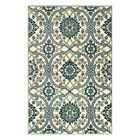 Maples Kaia Scroll Medallion Rug