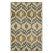 Maples Olive Ogee Rug