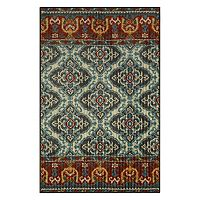 Maples Priya Ornate Geometric Rug