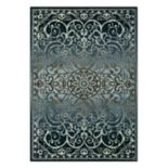 Maples Calista Framed Scroll Rug