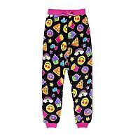 Girls 4-16 Jellifish Fleece Pajama Pants