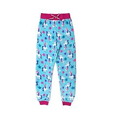 Girls 4-16 Jellifish Fleece Pajama Pants