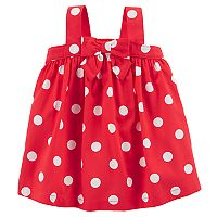 Baby Girl Carter's Polka-Dot Dress