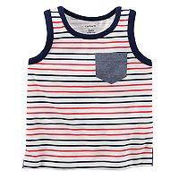Baby Boy Carter's Striped Tank Top