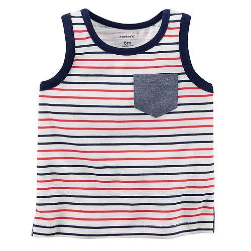Baby Boy Carter's Striped Tank Top
