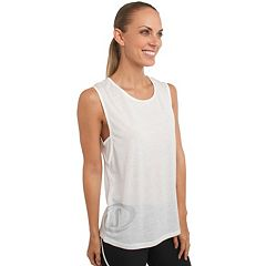 Women's Spalding Basketball Logo Graphic Tank
