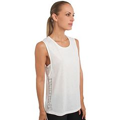 Women's Spalding Basketball Vertical Logo Graphic Tank