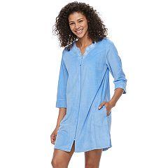 Petite Croft & Barrow® Pajamas: Honey Knit Duster Robe