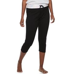 Juniors' Plus Size SO® Crop Drawcord Yoga Leggings