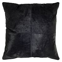 Safavieh Carley Cowhide Throw Pillow