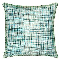 Rizzy Home Heathered Woven Throw Pillow